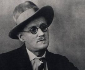 Fotografía de James Joyce