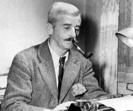 Fotografía de William Faulkner