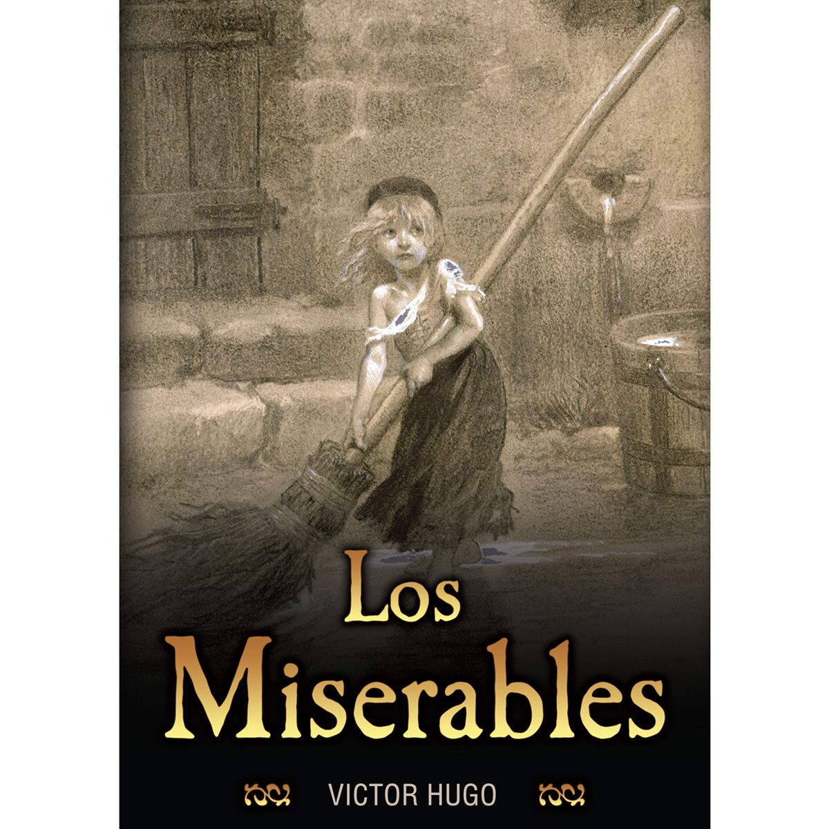Portada de Los Miserables